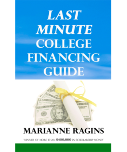 Last Minute College Financing Guide - Paying for College Guide