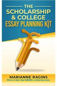 The Scholarship & College Essay Planning Kit