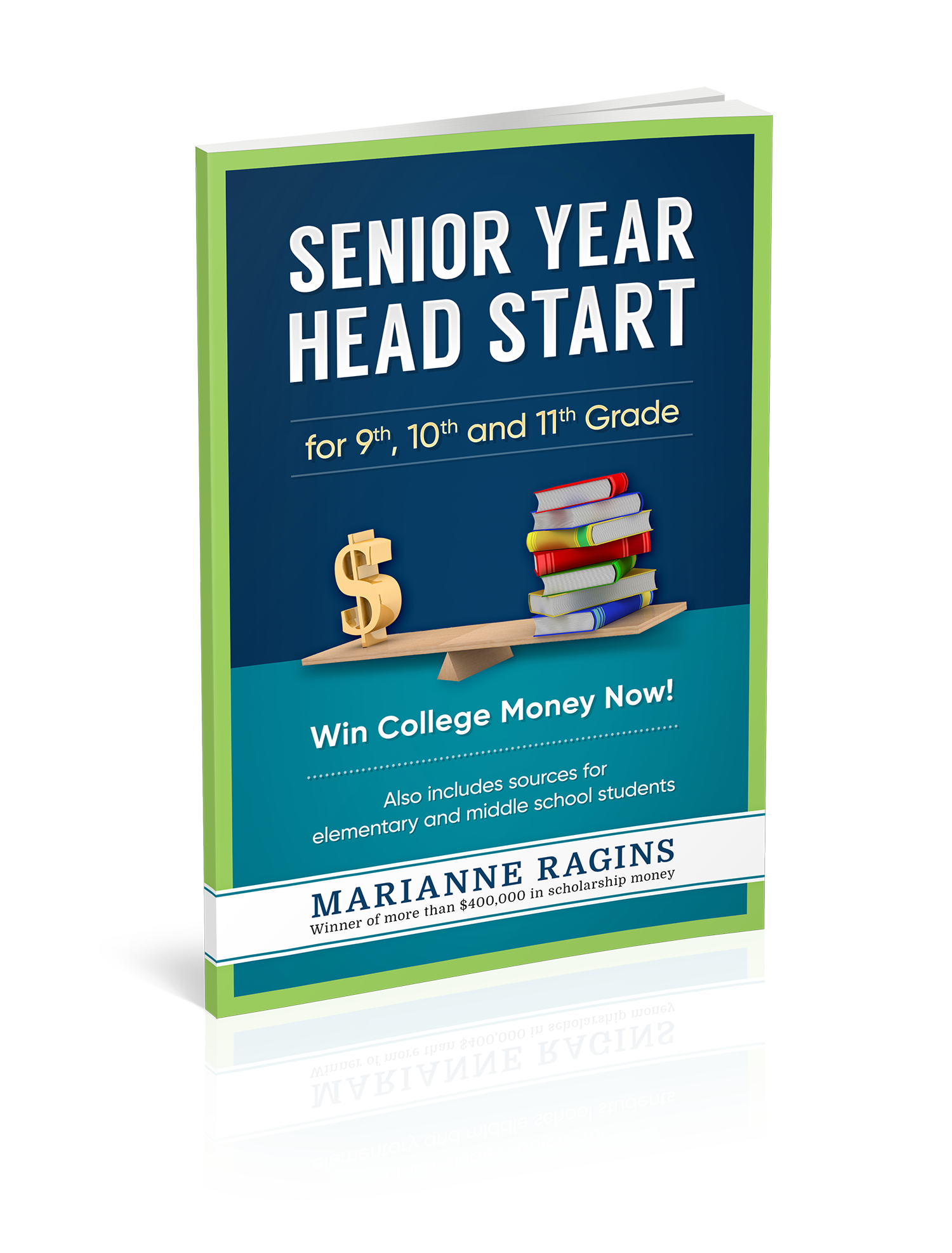 All of our resources are available in our bookstore and many such as Winning  Scholarships for College are on Amazon as well!